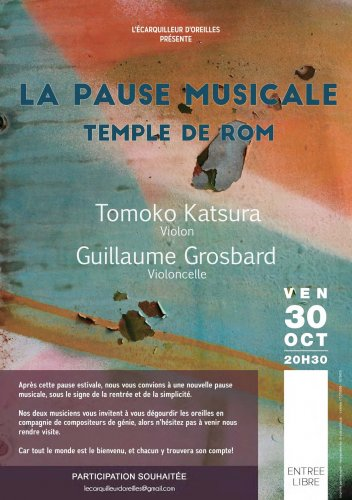 Pause Musicale – Rom