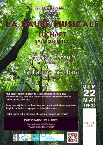Pause Musicale - Luchapt