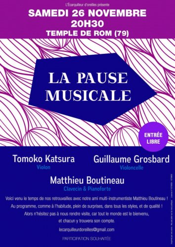 Pause Musicale - Rom